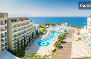 5* Х-л Sea Light Resort & SPA Кушадасъ - пролет 2020 на Ultra All Inclusive