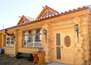 Log House, Банско