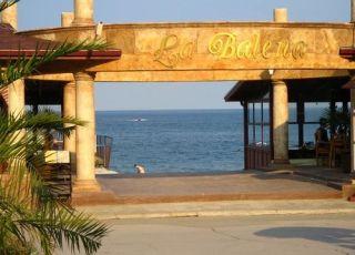 La Balena, Златни Пясъци