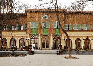 Victoria Ловен парк, София