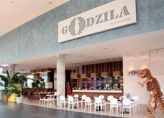 Годзила - Grand Mall, Варна