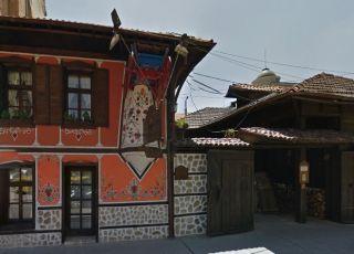 Хаджидрагановите къщи, София
