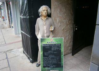 Айнщайн, София