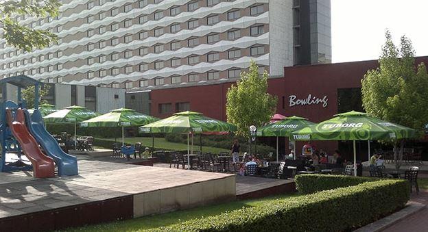 Novotel, Пловдив