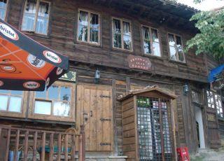 Високото кафене, Жеравна