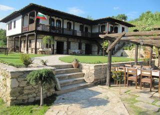 Батовската къща, до Варна