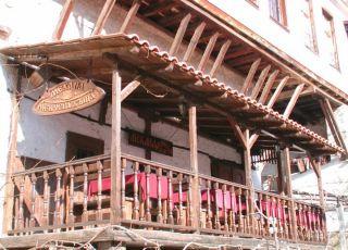 Менчева къща, Мелник