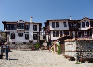 Етнографски комплекс Златоград