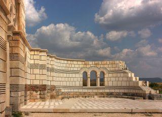 Голяма базилика в Плиска