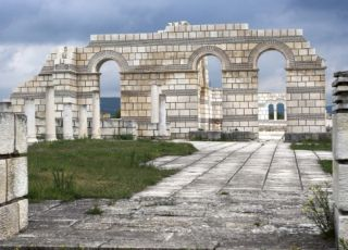 Плиска (национален историко-археологически резерват)