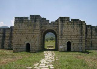 Велики Преслав (археологически резерват и музей)