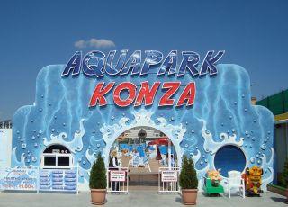 Аквапарк Конза - Брезник