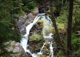 Водопад Юленски скок