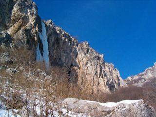 Водопад Шопката