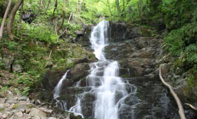Водопад Зверчето