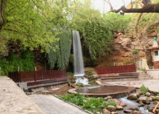 Водопад Бучалото