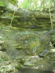 Водопад Гладник