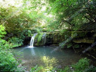 Водопад Дерин бент