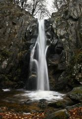 Якорудски водопад (Честненско усое)