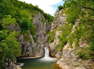 Сини вир (водопад)