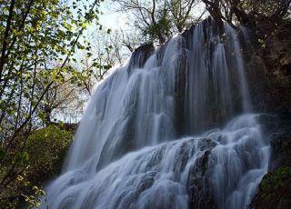 Урушки водопад