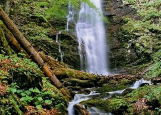 Карловско пръскало (водопад)