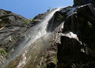 Добравишка Скакля (водопад)