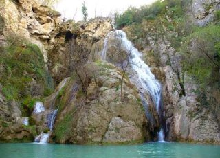 Хотнишки водопад (Кая Бунар)