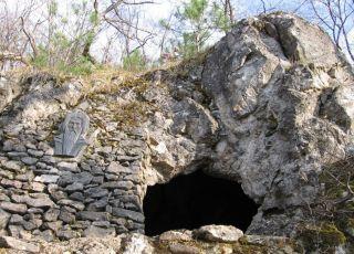 Пещерата на Св. Иван Рилски