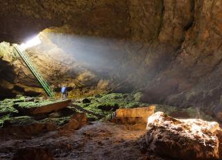 Пещера Стълбица