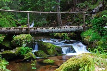 Каньонът на водопадите (екопътека)