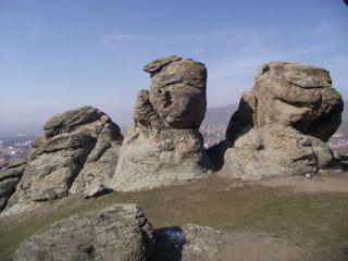 Скален феномен Трите братя