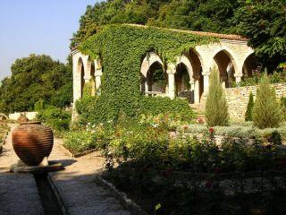 Дворецът в Балчик