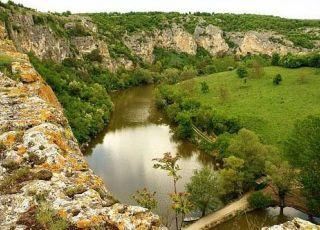 Природен парк Русенски лом