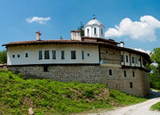 Къпиновски манастир Св. Николай Чудотворец