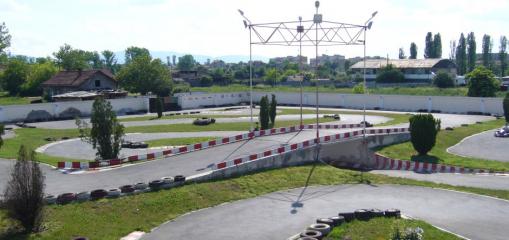 Картинг писта Бенковски