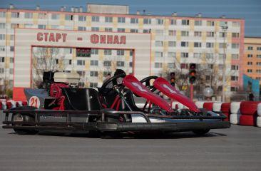 Картинг писта Дунев Мотор Спорт