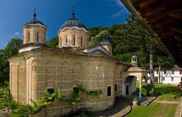 Батошевски манастир Успение Богородично