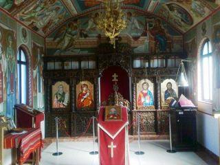 Бистришки манастир Света Петка