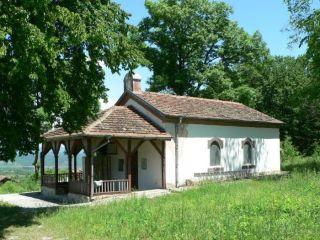 Възнесенски манастир Свети Спас - Долна баня