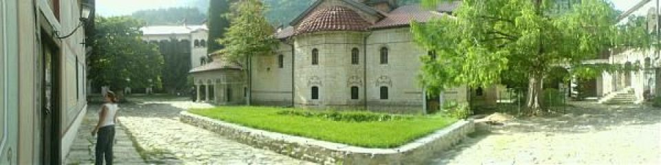 Горноводенски манастир Св. св. Кирик и Юлита