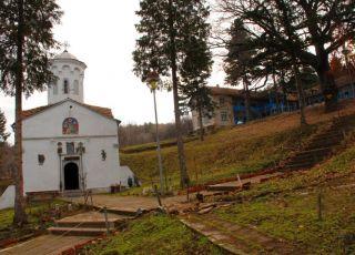 Добридолски манастир Св. Троица