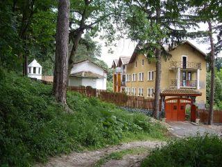 Изворски манастир Успение Богородично