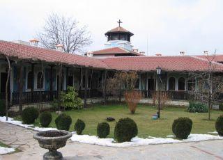 Кричимски манастир Успение Богородично