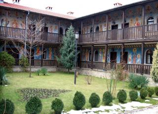 Кърджалийски манастир Успение Богородично