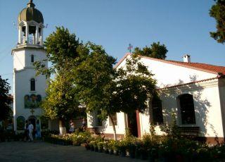 Поморийски манастир Св. Георги Победоносец