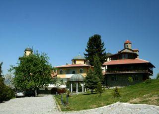Ресиловски манастир Покров на Пресвета Богородица