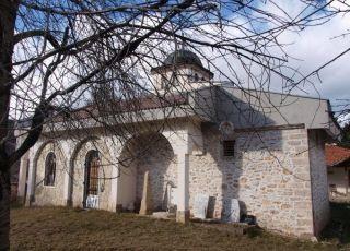 Смолянски манастир (Райковски манастир) Свети Атанас