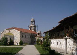 Хаджидимовски манастир Св. Великомъченик Георги Победоносец