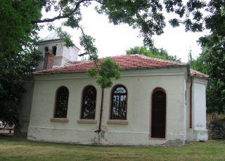 Сотирски манастир Св. Петка
